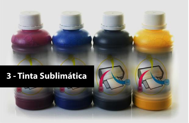 tinta sublimatica