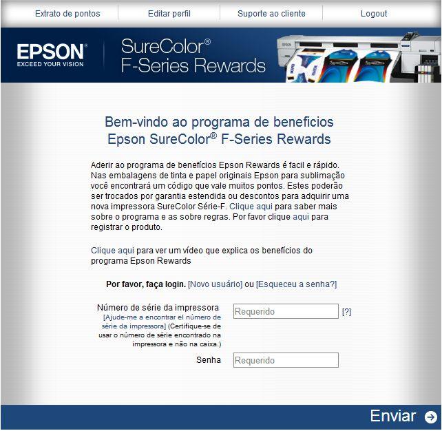 Epson Rewards