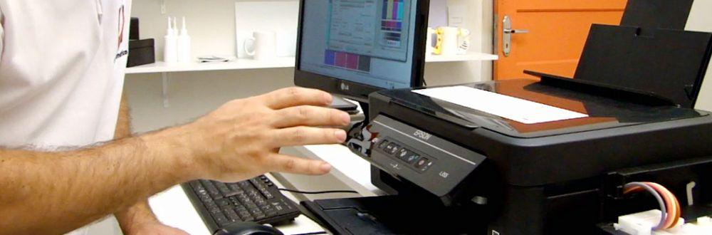 impressora epson sublimatica
