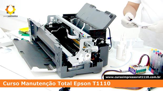 Curso Impressora T1110
