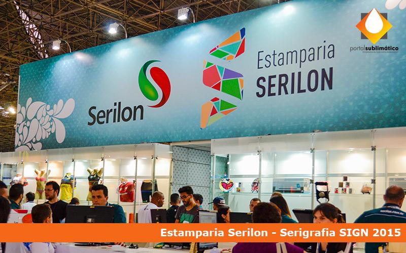 Portal Sublimatico Serigrafia SIGN 2015 Estamparia Serilon