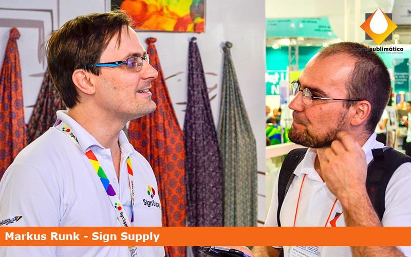 Portal Sublimatico Serigrafia SIGN 2015 Sign Supply