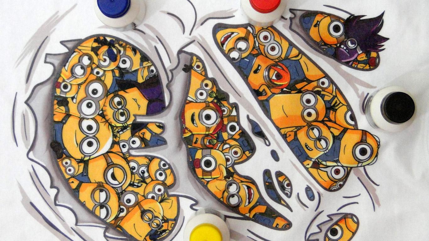 impressoras-epson-arte-camiseta Impressoras Epson NÃO são Vendidas com Tinta Sublimática!