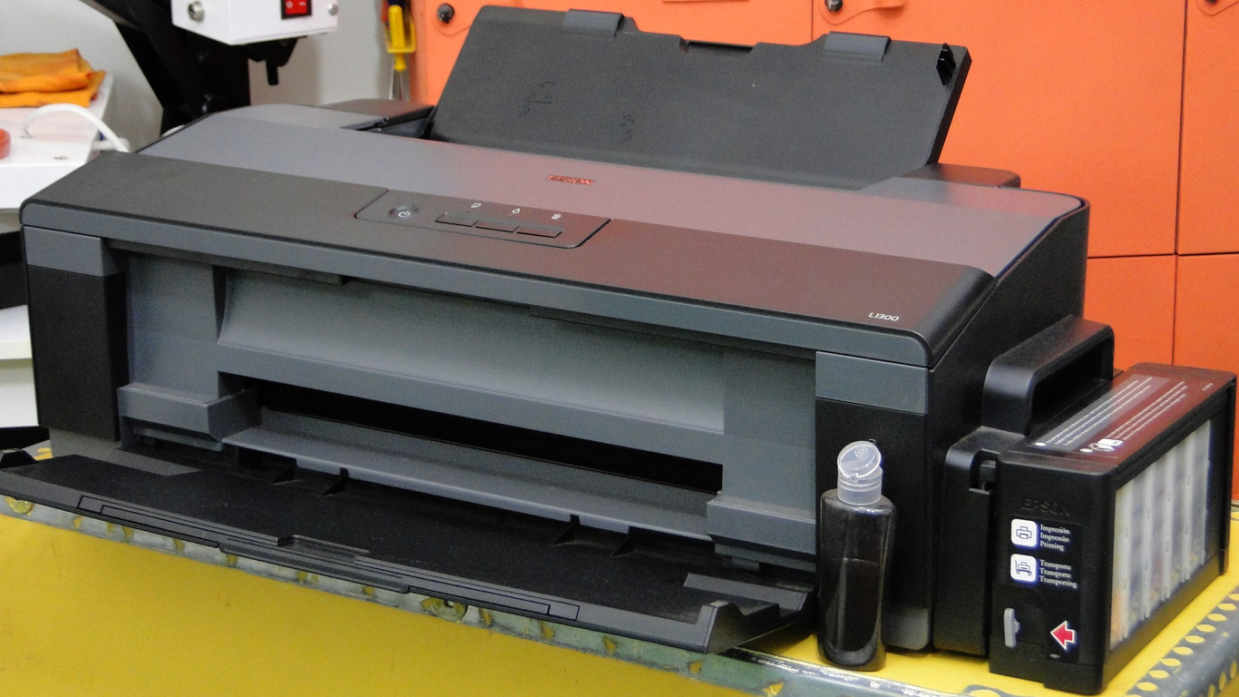 Impressora Sublimatica - Conservação Básica