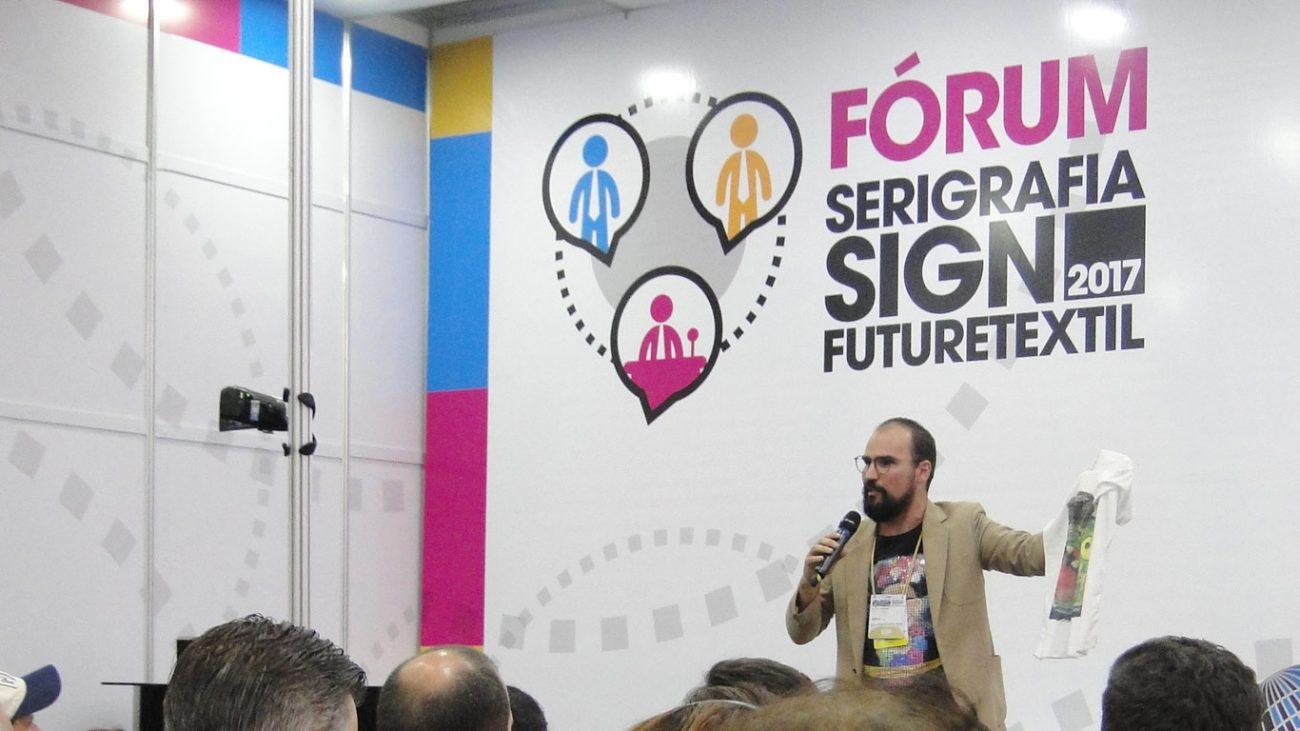 Novos Produtos em Sublimação - Forum Serigrafia SIGN 2017 - Portal Sublimatico