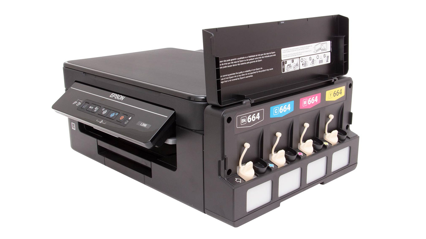 Impressora para Sublimação Epson L396