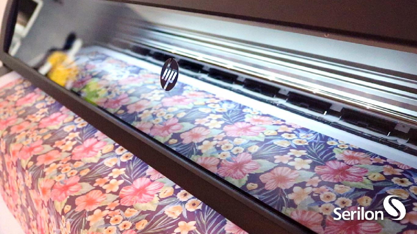 HP Stitch S500 - Plotter HP Sublimatica
